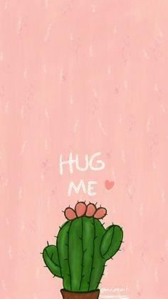 phone wallpaper cactus Von m - phonewallpaper Cute Wallpaper For Phone, Pink Wallpaper Iphone, Disney Wallpaper, Wallpaper S, Drawing Wallpaper, Cactus Wallpaper, Kawaii Wallpaper, Cactus Backgrounds, Cute Wallpaper Backgrounds