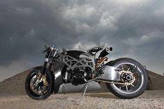 Ducati Monster 1 0 Custom by SCM (4)
