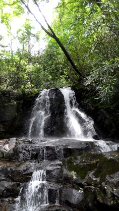 Smoky Mountain Waterfall 2012  #outdoors #smokies #waterfall #adventure Appalachian Mountains, Appalachian Trail, Blue Ridge Mountains, Great Smoky Mountains, Smoky Mountain Waterfalls, Waterfall Hikes, Laundry Hacks, Walk This Way, Oh The Places You'll Go