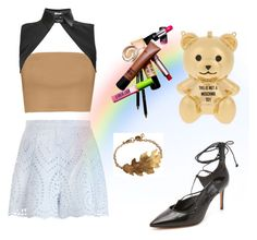"""""""Untitled #151"""" by sar-rab on Polyvore featuring Epoque, Michael Kors, Moschino, Neat Collar, women's clothing, women, female, woman, misses and juniors"""