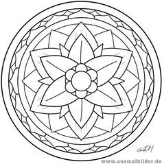Mandala (inspiration for table top)