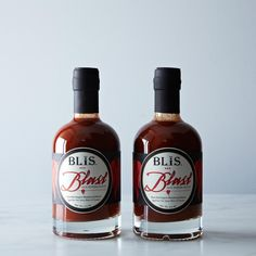 BLiS Blast Bourbon Barrel-Aged Hot Pepper Sauce, 2 Bottles