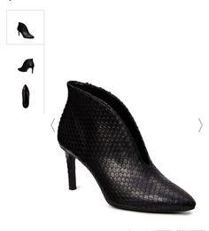 cheaper b0239 c8991 Billi bi leather ankle boots