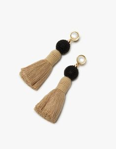 Lizzie Fortunato earrings