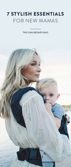 In honor of Mother's Day, we've rounded up a few stylish and healthful essentials for those new to the mama game, or about to be…