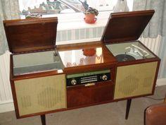 Bush-Radiogram