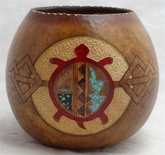 Image result for jennifer jones gourd art