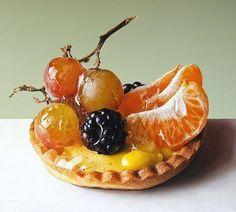 Art avec des fruits par Luigi Benedicenti