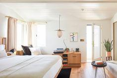 Current Boutique Hotel Design Crush: Laguna Beach's Hotel Joaquin Custom Furniture, Furniture Design, Home Structure, Hotel Room Design, Dream Bedroom, House Design, Interior Design, Home Decor, Branding