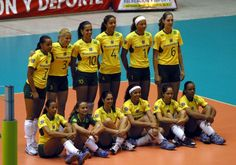 Brasil campeon sudamericano femenino colombia 2003