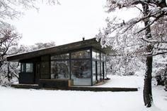 Caburé House by Nómade Architects  Location: El Chaltén, Santa Cruz, Argentina.