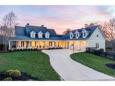 Cherokee county Georgia Homes for Sale, Georgia Horse Farms for ...