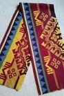 "PENDLETON WOOLEN MILL NEW FABRIC WOOL BLANKET REMNANT 60"" X11"" BEAUTIFUL! - Beautiful, Blanket, fabric, Mill, Pendleton, remnant, Wool, Woolen"