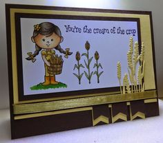 Leanne has used Howdy Farm from Your Next Stamp.  More details on the blog.