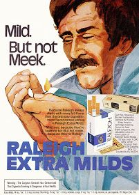 vintage everyday: Funny Vintage Tobacco Ads