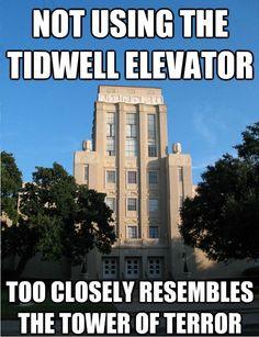Tidwell Bible Building at #Baylor