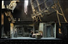The Mother F**ker With the Hat Set Design by Todd Rosenthal *Tony Nominated (Source)