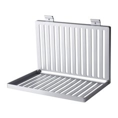 Ikea Asker system: Love this fold up dish rack. Don\'t bother to put ...