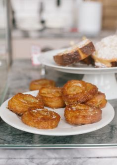 Cultural Chromatics visit beaucoup bakery in Vancouver, Canada to see the delectable bites they offer. Kouign Amann, Pretzel Bites, Vancouver, French Toast, Bakery, Bread, Plates, Breakfast, Food