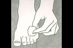 Roy-Lichtenstein-Foot-Medication-1962