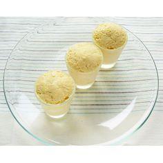 クミタス レシピ マンゴーココナッツの豆腐アイス