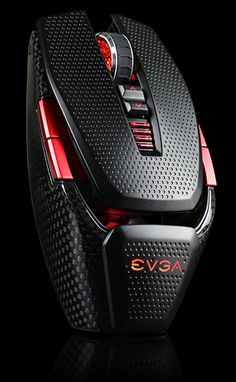 EVGA TORQ X10 Gaming Mouse Carbon Fiber