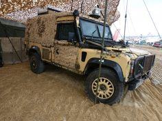 Land Rover Military