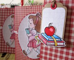 mybonnetbee: Regalo alle maestre: tutorial / Gift for the teachers: tutorial