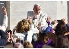 Catequesis del Papa: relación existente entre Misericordia divina y corrección - Voz en español - Radio Vaticano