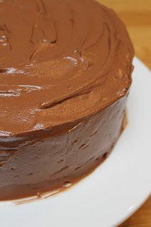Sweetie Darling: A long time between drinks ~ {chocolate orange mud cake and whipped chocolate orange ganache recipe}