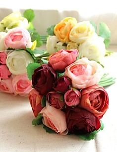 Wedding Flowers Round N/A Bouquets. Get unbelievable discounts up to 70% Off at Light in the Box using Coupons.