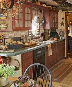 Primitive Kitchen