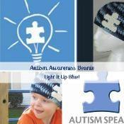 Autism Awareness Beanie - via @Craftsy