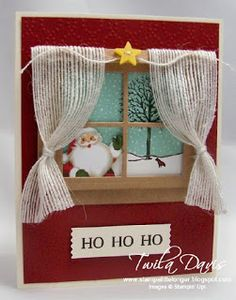 Stamp A Little Longer: Stampin' Addicts Winter Blog Hop Stop #2!