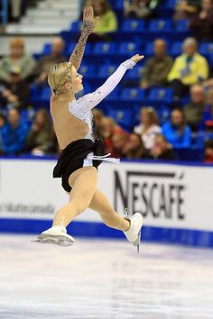 gracie gold skate canada - Google Search