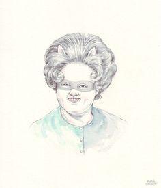 Crafterella guest art by Marie Gardeski