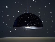 Starry Light by Anagraphic / Bring the legendary concept of having a planetarium under the roof with this classic home Starry Light by Anagraphic. http://thegadgetflow.com/portfolio/starry-light-anagraphic/