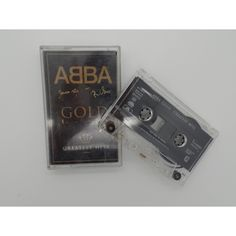 Cassette audio - ABBA - GOLD - Greatest Hits