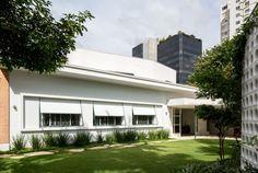 CSF House in Sao Paulo by Felipe Hess | Yellowtrace