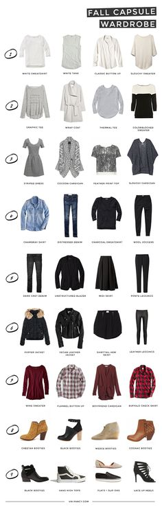 First things first: HAPPY DANCE! Fall is MAGIC. And I'm wildly happy to share my fall capsule wardrobe with you. Pssst … here's a refresher course on capsule wardrobes, just in case you want to bru…