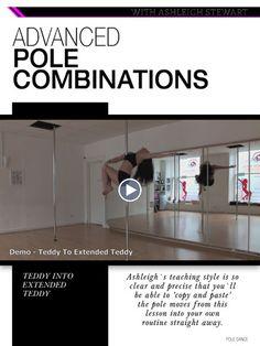 Adavanced Pole Combinations