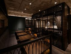 RICO Spanish Dining by DOYLE COLLECTION, Tokyo – Japan » Retail Design Blog