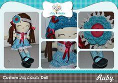 LilyandAndie Dolls - No34 ©LilyandAndie Dolls 2011