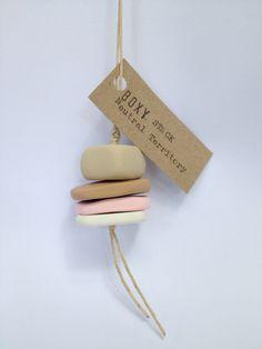 Boxy Pendant Necklace