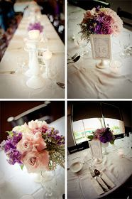 Inside the Mind of a Wedding Designer: Ava's {Lilac & Warm Gray} Vintage Baptism Reception
