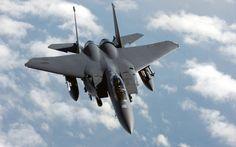 EUA - McDonnell Douglas F-15 Eagle fabricado entre 1973-2000