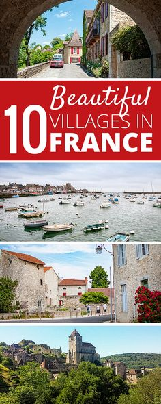 Les Plus Beaux Villages de France are rural villages with historic buildings and services for tourists. We explain the program and share our 10 favourite beautiful French villages.