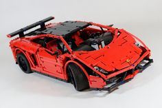 LEGO - Lamborghini Gallardo Super Trofeo Stradale