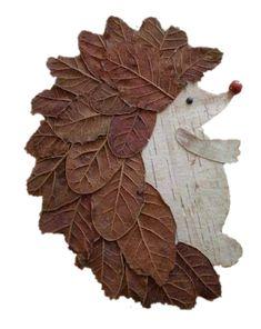 Professora Tati Simões: Artes de outono - técnica de artes: colagem de folhas secas. Diy For Kids, Crafts For Kids, Leaf Art, Fall Crafts, Activities For Kids, Christmas Decorations, Nature, 1, Autumn