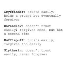 I'm a Ravenclaw and for me this is 100% accurate